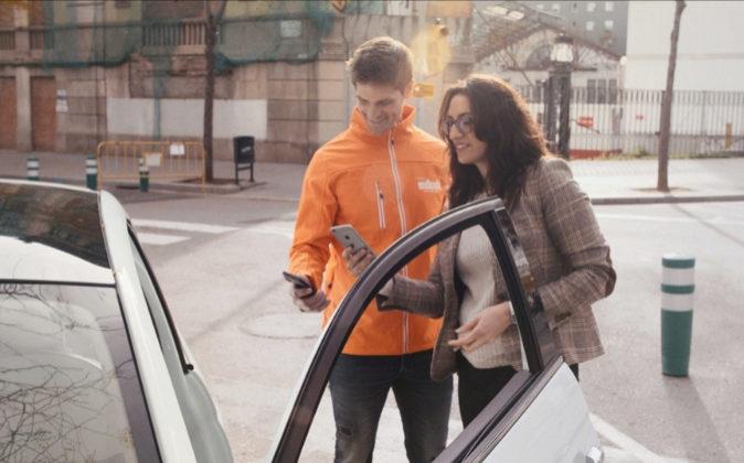 Valeet es la app que nace para ofrecer un servicio de aparcacoches a...