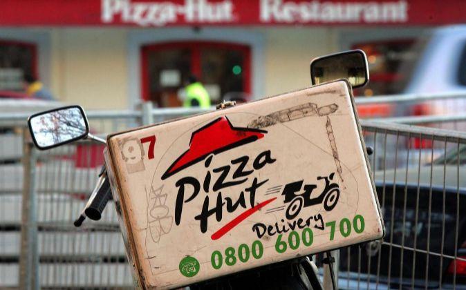 Jen Weber ha hecho carrera en Pizza Hut hasta ocupar su actual cargo:...