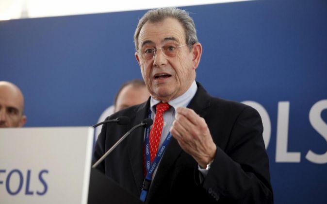 El presidente de Grifols, Víctor Grifols.