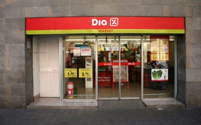 Supermercado Dia en Barcelona