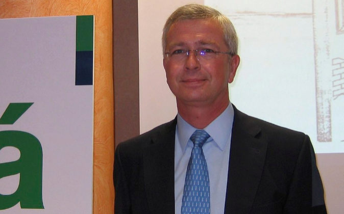 El director general corporativo de Sacyr, Miguel Heras.