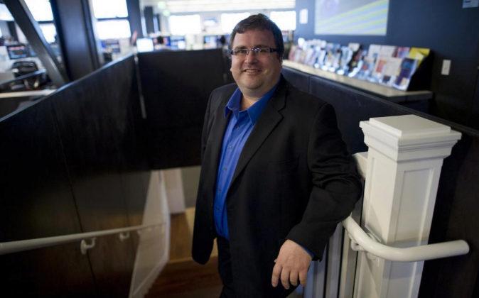 Reid Hoffman creó LinkedIn en 2003.