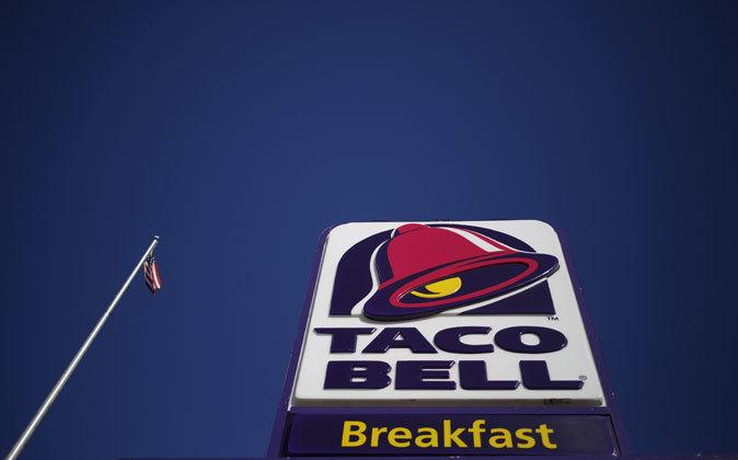 logo de Taco Bell.