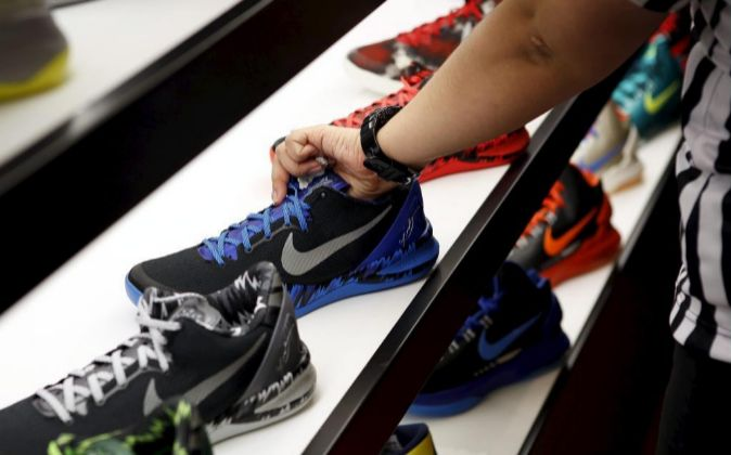 Zapatillas de Nike.