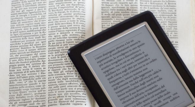 ¿Destronará el 'ebook' al papel?