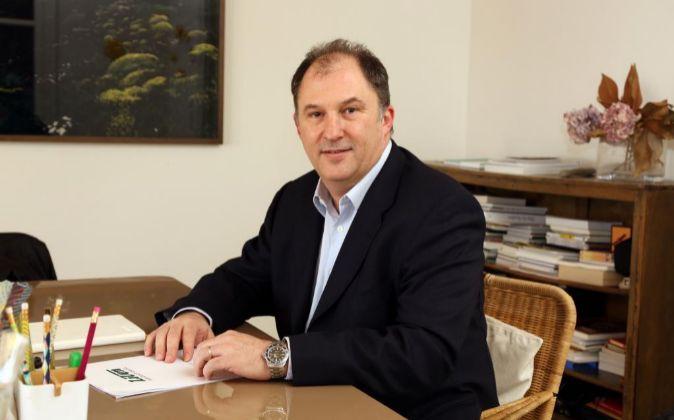 Salvador Montagut, director general de Liven, donde su familia tiene...