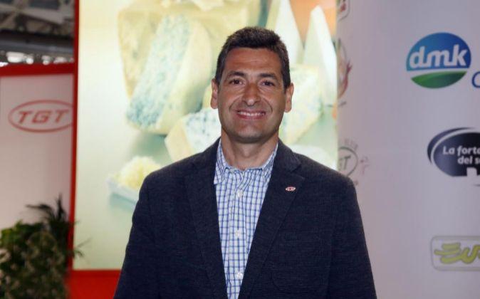 El propietario del Grupo TGT, Teodoro García.
