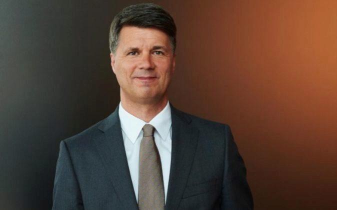 Harald Krüger, consejero delegado de BMW.