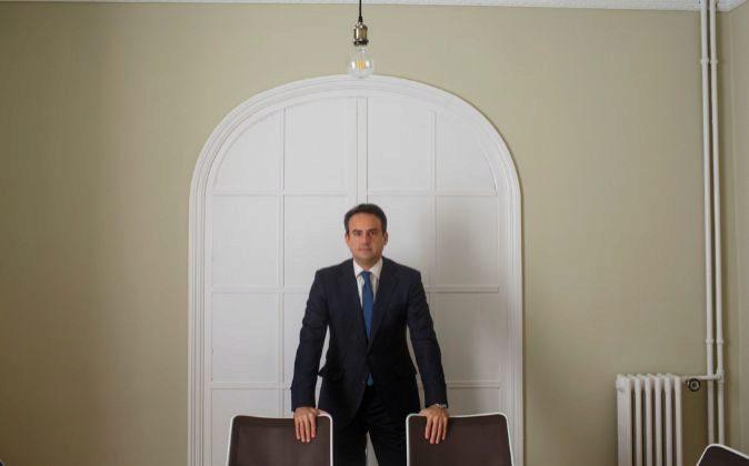 David Calzada, consejero delegado de VBare.