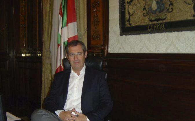 Markel Olano, diputado general de Gipuzkoa