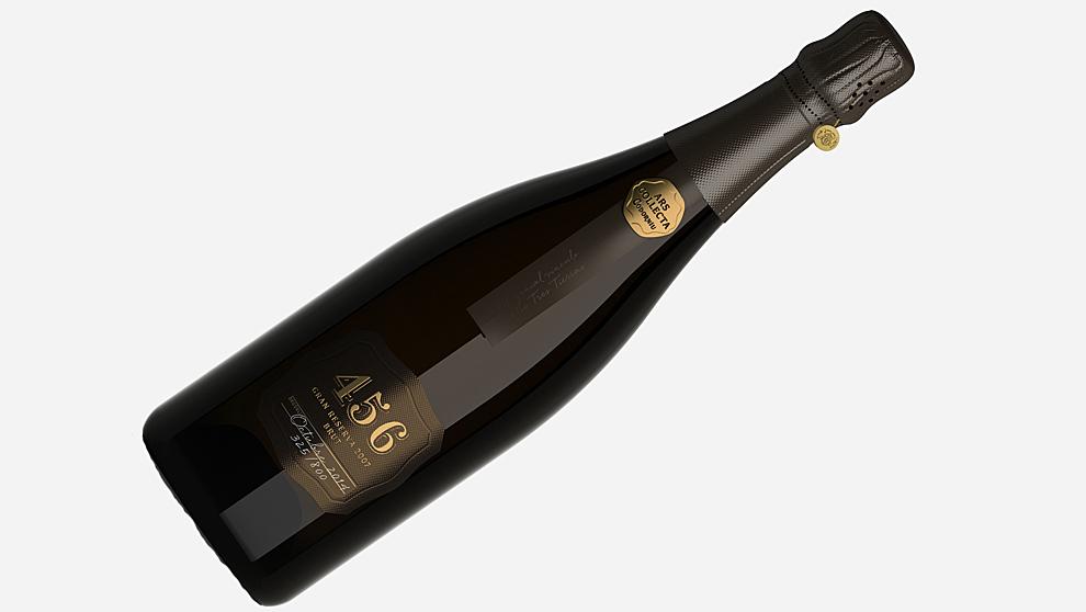 La joya es este 456 Gran Reserva Brut 2007, 175 euros.