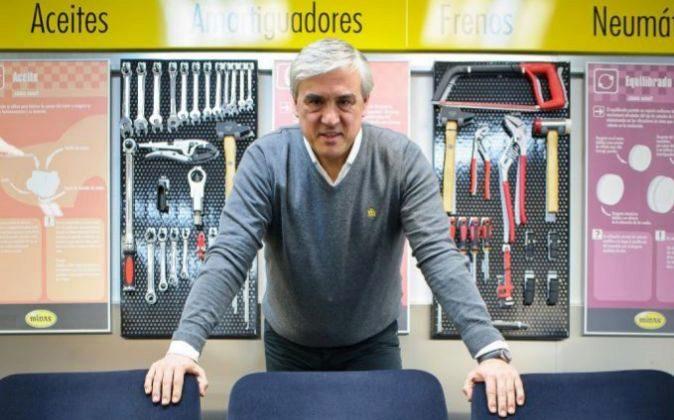 Ramón Rueda, director general de Midas en España.