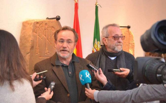 El director general de Museos, Bibliotecas y Patrimonio Cultural,...