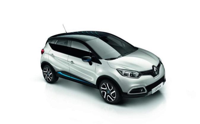 Imagen del Renault Captur.