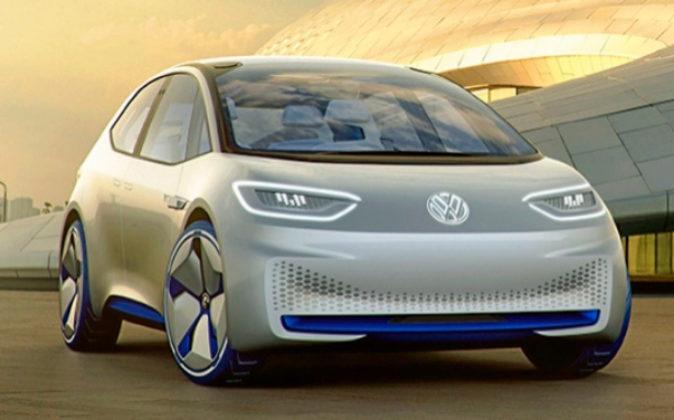 Volkswagen I.D. Concept.