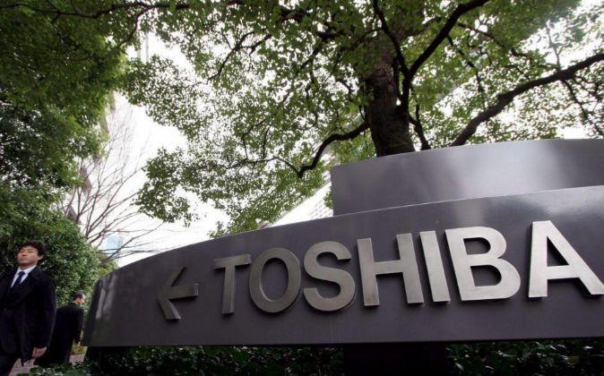 Sede de Toshiba en Tokio (Japón).