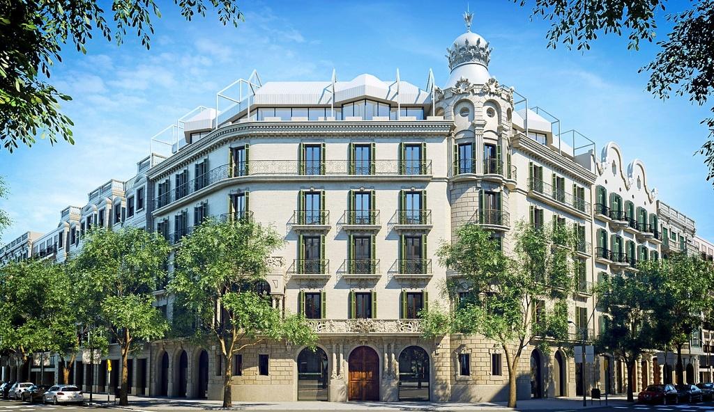 Este proyecto se desarrollará en la confluencia de las calles Girona...