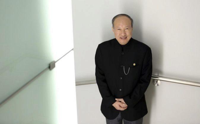 Chen Feng, presidente de HNA Group.