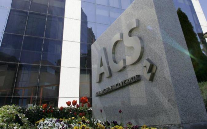 ACS firma el contrato para ampliar el puerto de Aberdeen por 411 millones de euros