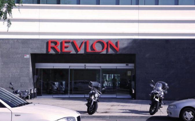 Edificio de Revlon en Barcelona.