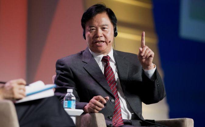 Yilin Wang, presidente de CNPC.