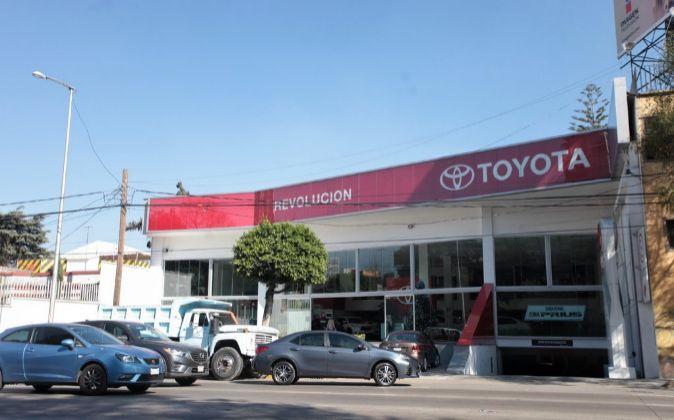 Establecimiento de Toyota