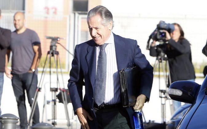 Miguel Blesa, expresidente de Caja Madrid.