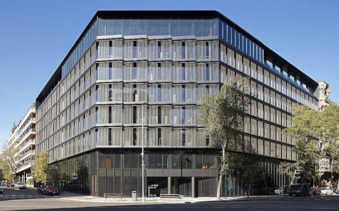Imagen de la sede madrileña de Cuatrecasas.