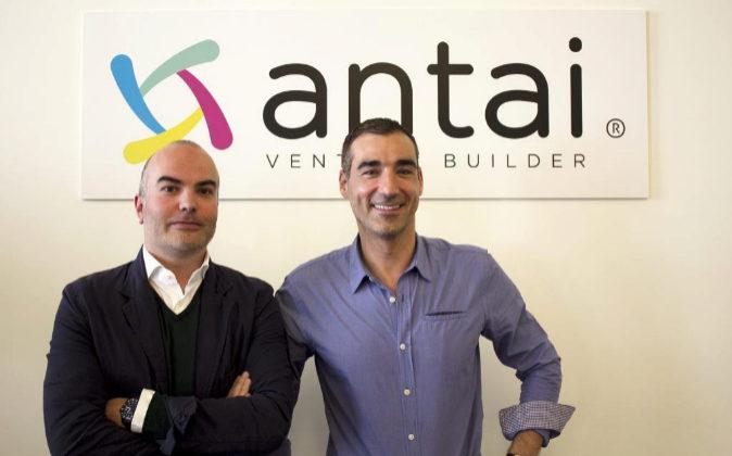 Gerard Olivé y Miguel Vicente son los creadores de esta 'company...