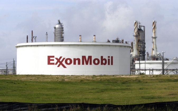 Planta de ExxonMobil.