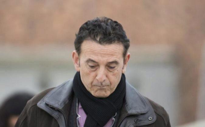 """Germán Cardona, conocido como el """"Madoff español""""."""