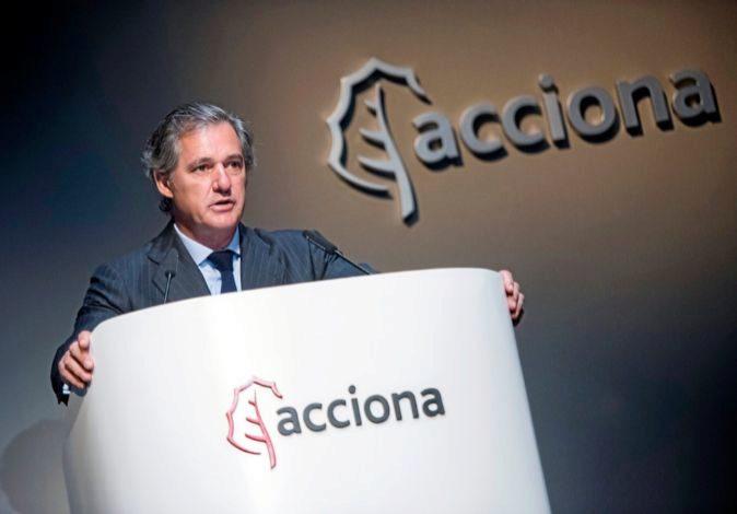 José Manuel Entrecanales preside Acciona.