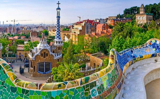 Barcelona es la cuarta ciudad más visitada en Europa según el...
