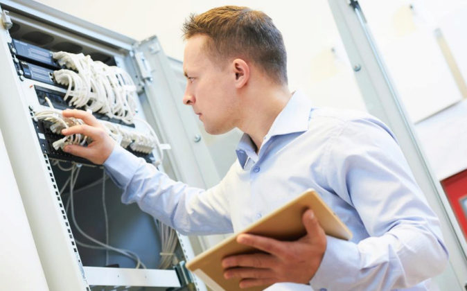 Los ingenieros de redes son los más demandados, aunque no los mejor...