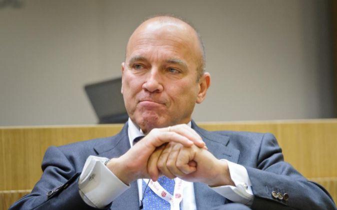 Pedro Larena, consejero delegado de Popular.