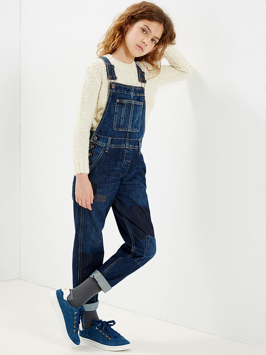 Precioso Proceso de fabricación de carreteras Traición  Pepe Jeans. Peto para niña. Precio: 48 euros (antes, 80 euros) |  Fueradeserie/moda-y-caprichos | EXPANSION.com