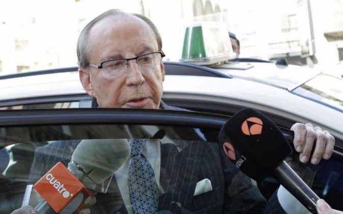José María Ruiz-Mateos, en una imagen de 2012.