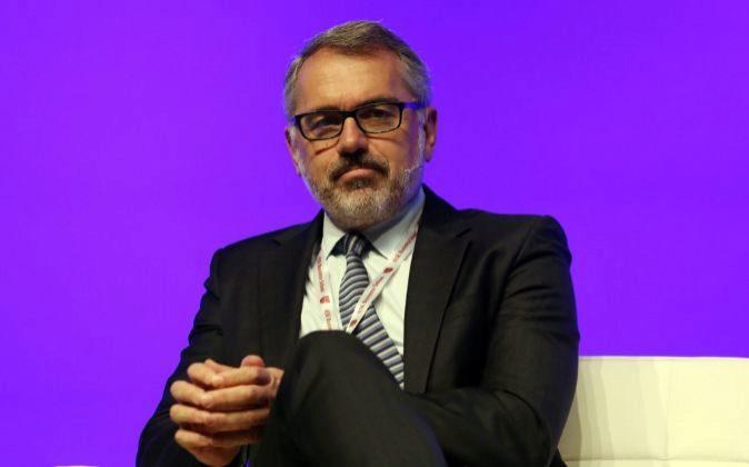 Marc Puig, consejero delegado de grupo Puig, durante el pasado...
