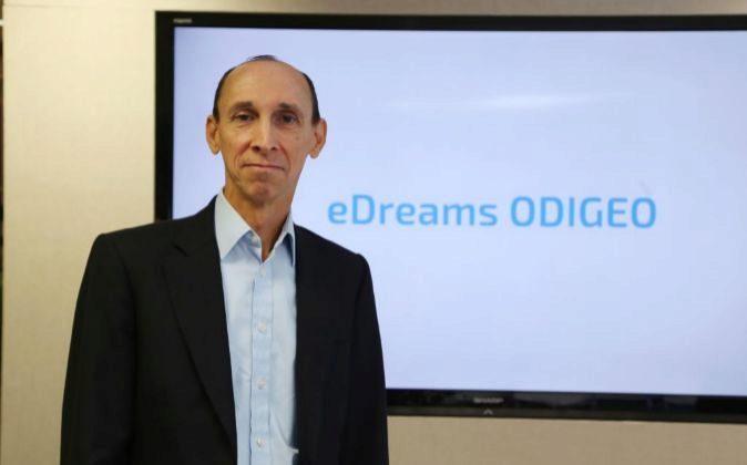 DANA DUNNE, CEO DE EDREAMS ODIGEO