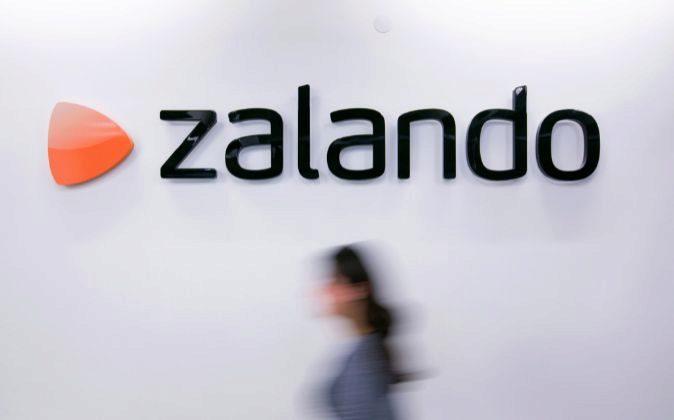 Logo de Zalando.
