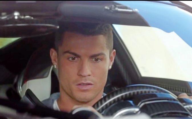 La campaña de Nike que muestra cómo Cristiano Ronaldo se despierta...