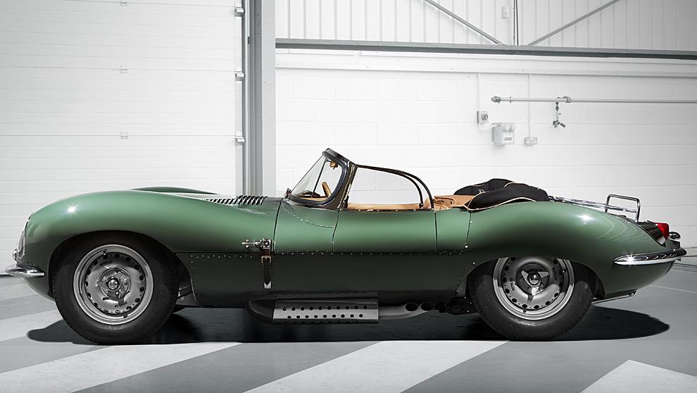 El Jaguar XKSS se hizo famoso por sus conquistas en LeMans en los...