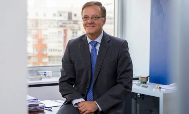 DE PROFESIÓN, INNOVADOR. Víctor de Ávila se incorporó hace dos...