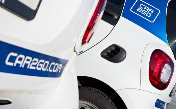 Allianz asegura 7.400 vehículos de car2go que antes cubría Zurich