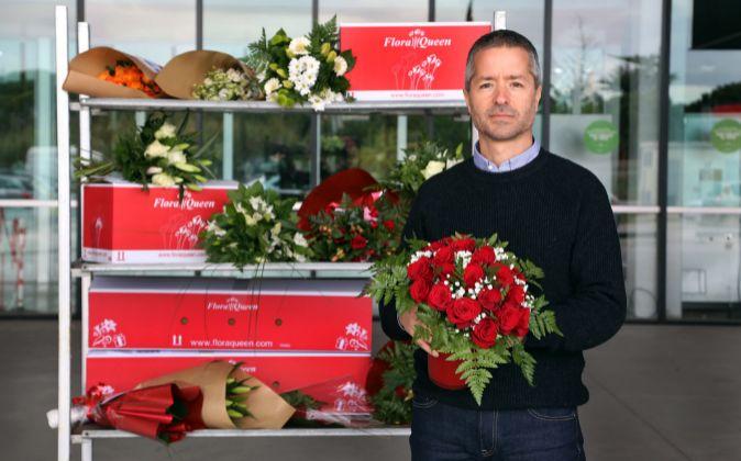 Alon Shamai Pupkin, fundador y consejero delegado de FloraQueen.