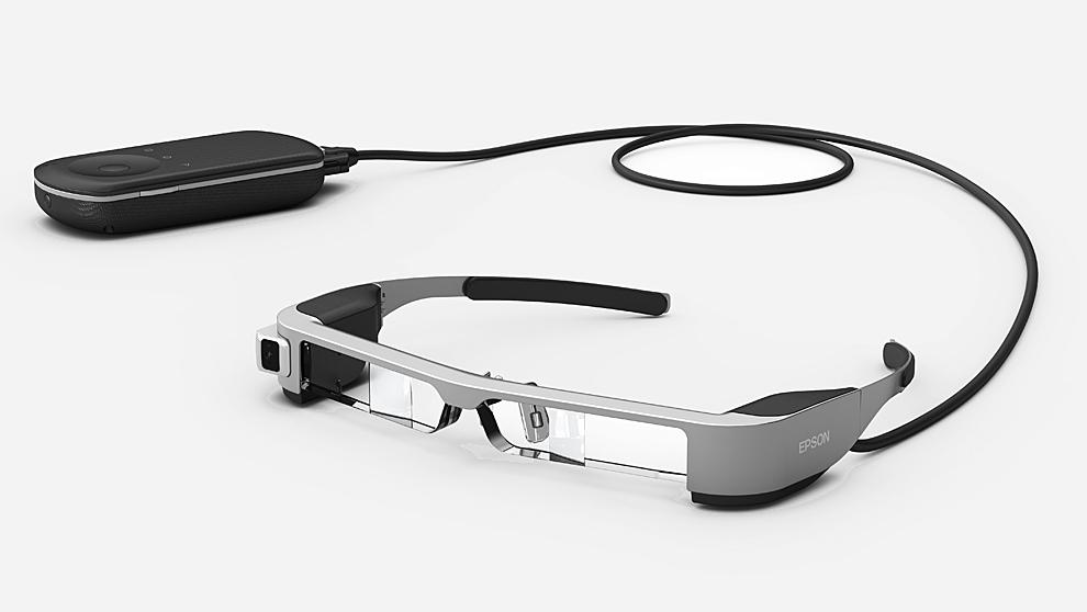 Moverio BT-300, las gafas inteligentes de realidad aumentada que...