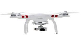 Las 'smartglasses' son compatibles con drones como el DJI...
