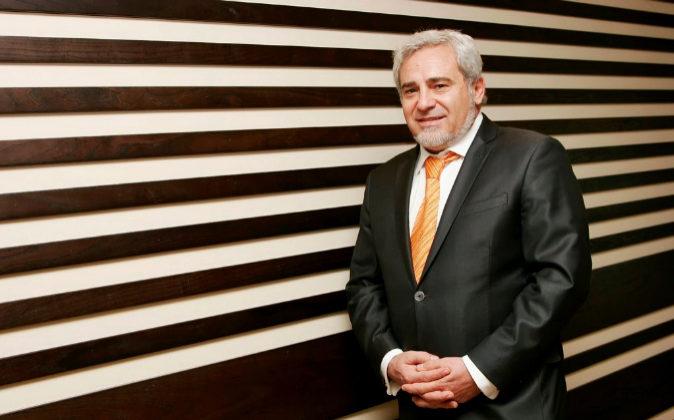 Félix Abánades, presidente de Quabit.