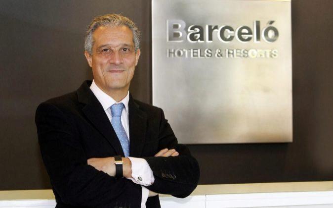 Raúl González, CEO de Barcelo.