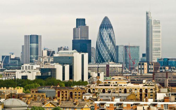 Ciudad de Londres.